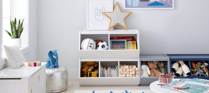 baby kids storage room and playroom crate and barrel rh crateandbarrel com