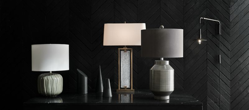 Home Lighting: Lamps, Chandeliers And More Light Fixtures | Crate And Barrel