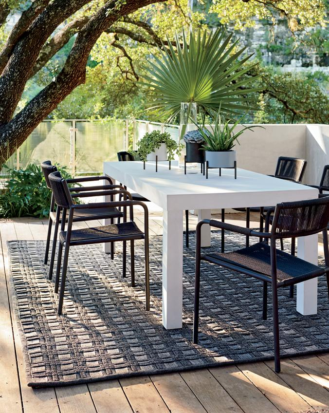 Ready for all things outdoors. - Best Outdoor Patio Furniture Crate And Barrel