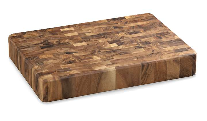 Rectangular End Grain Cutting Board
