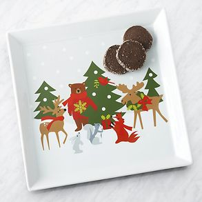 Christmas Decorations For Hearth Home Table Crate And Barrel