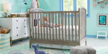 Under The Sea Nursery | Crate And Barrel