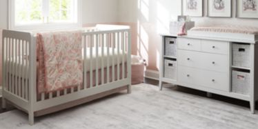 Pink Nursery Ideas Crate And Barrel