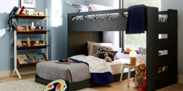 Boys Bedroom Bunk Beds Crate And Barrel Canada
