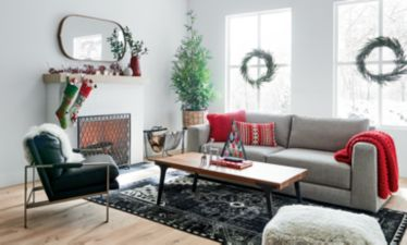 Red And Green Christmas Decor Crate And Barrel Canada