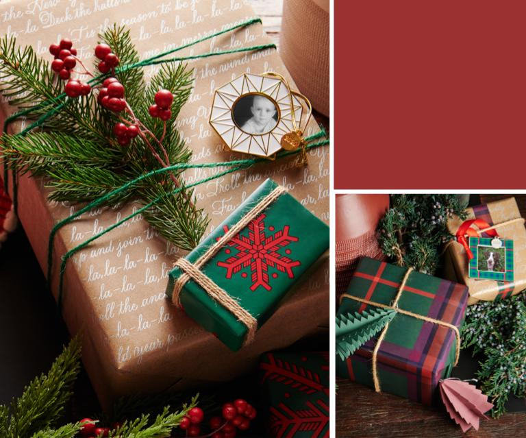 Christmas Gift Wrap 2020 Christmas Wrapping Paper: Gift Wrap 2020 | Crate and Barrel