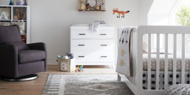 Neutral Nursery Decor Crate And Barrel