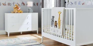 Jungle Theme Nursery | Crate And Barrel