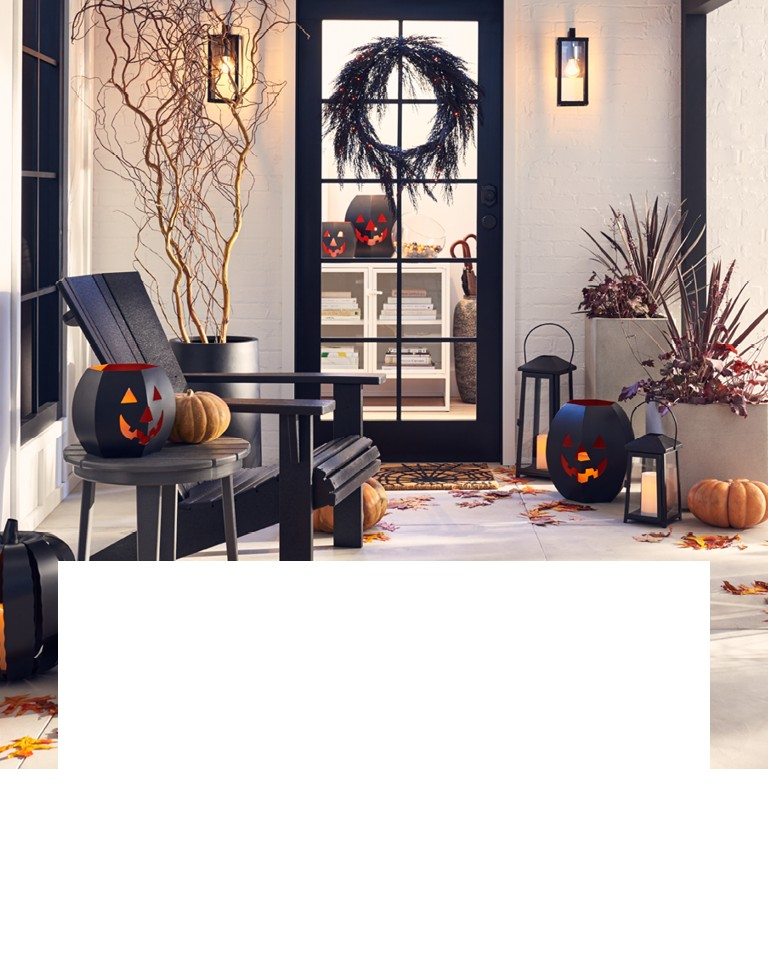 Halloween Centerpieces, Decorations & Treats | Crate and Barrel on fall decorating ideas kitchen, gothic kitchen, halloween party kitchen, art ideas kitchen, halloween kitchen decor, halloween costume ideas kitchen, halloween dining, halloween home decor, decor ideas kitchen, organizing ideas kitchen, diy ideas kitchen, home ideas kitchen, halloween art kitchen, interior decorating ideas kitchen, halloween decorations,