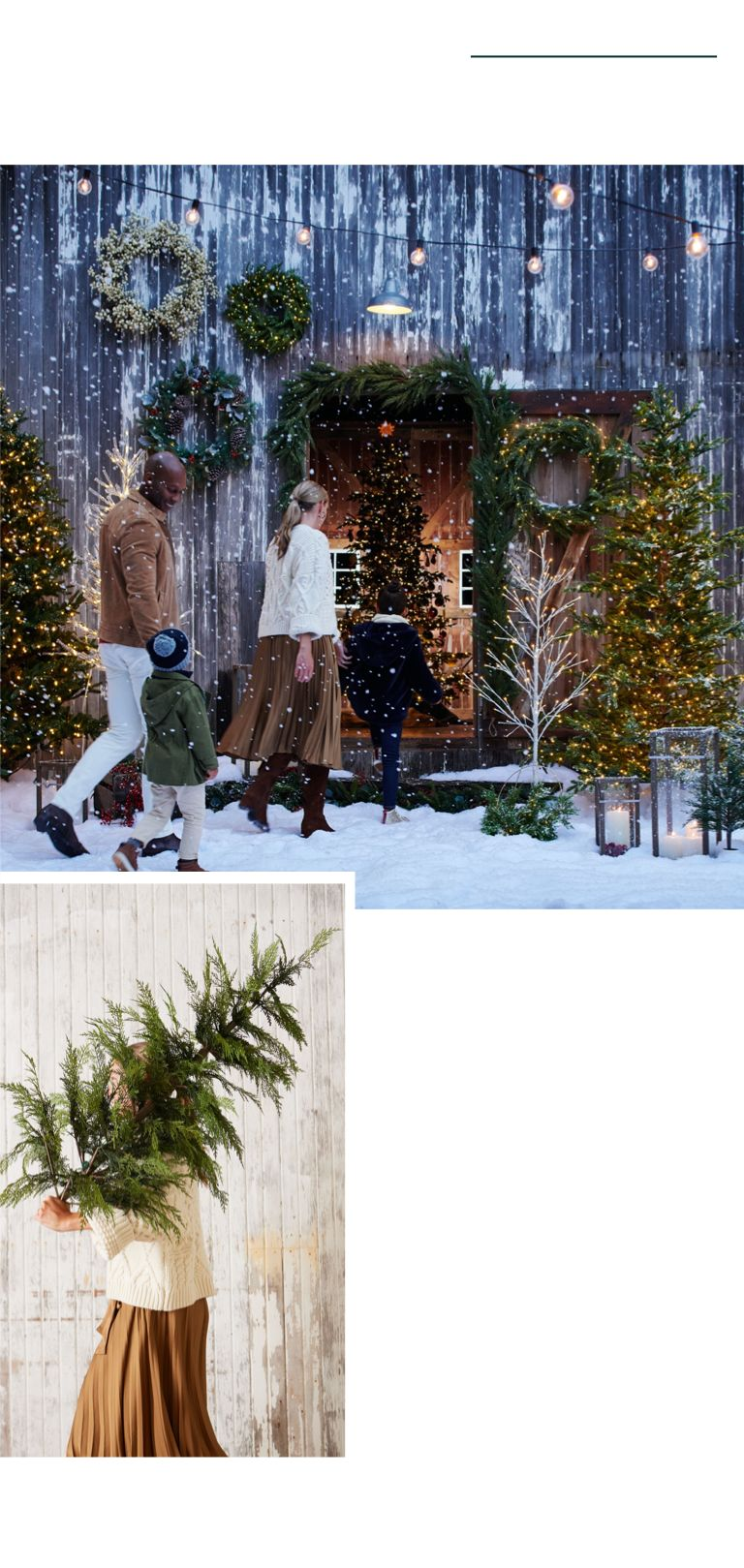 Christmas Decorations For Home Table 2020 Crate And Barrel Canada