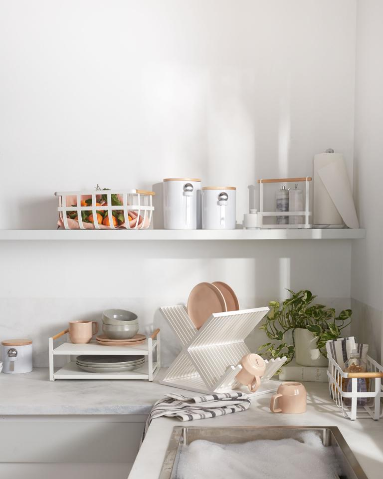 Housewares And Kitchen Crate