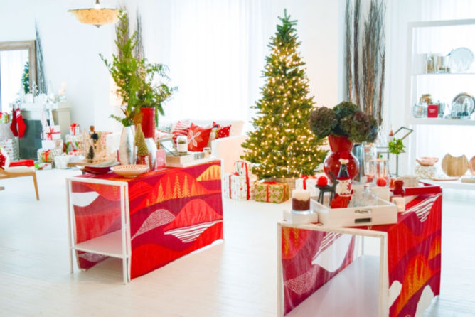 christmas decor - Crate And Barrel Christmas Decorations