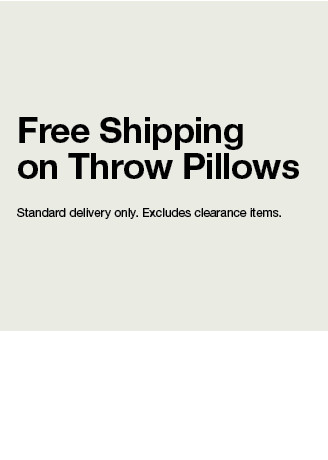 11789094fd0d Free Shipping on Kids Throw Pillows. Standard delivery only. Excludes  clearance items.