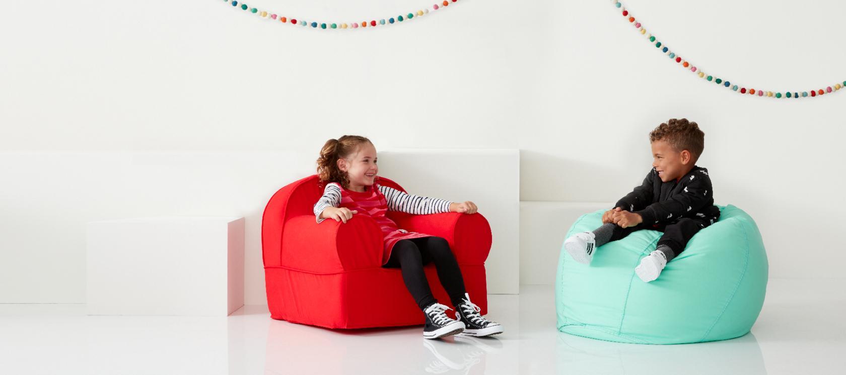 Nod Chairs Bean Bags