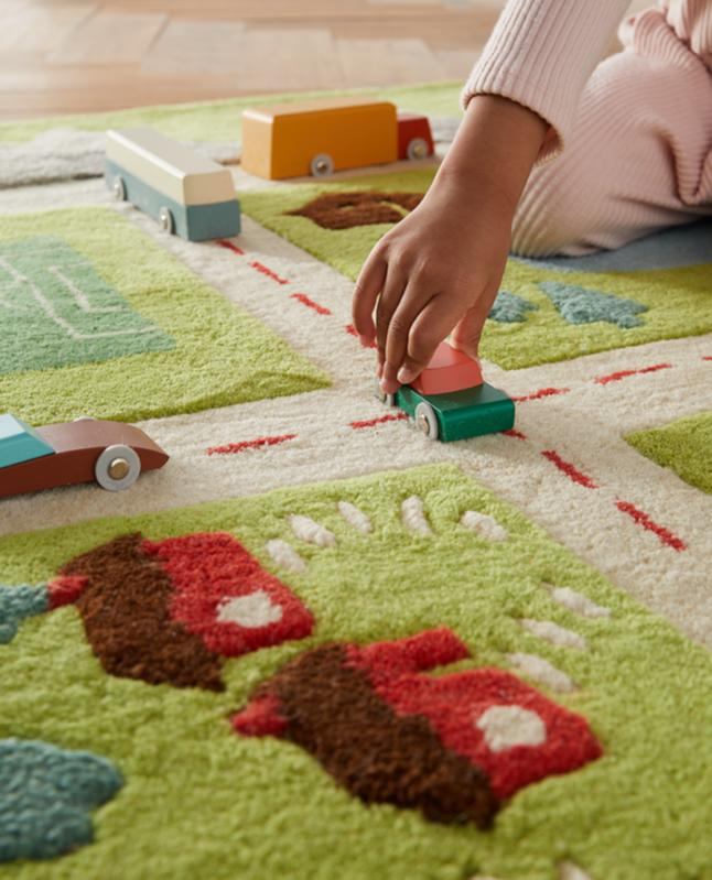 Baby and Kids Rugs | Crate and Barrel