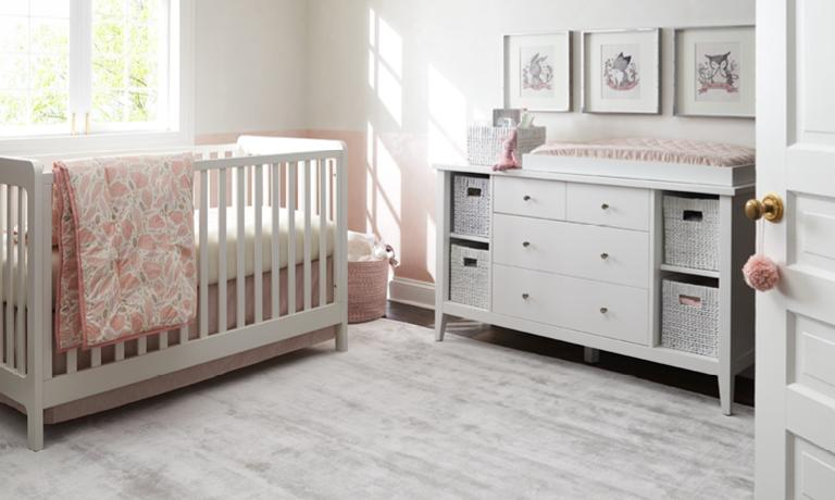 S Nursery Inspiration Crate And