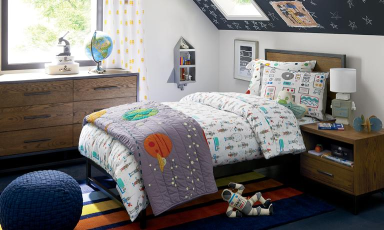 Boys Bedroom Inspiration | Crate and Barrel
