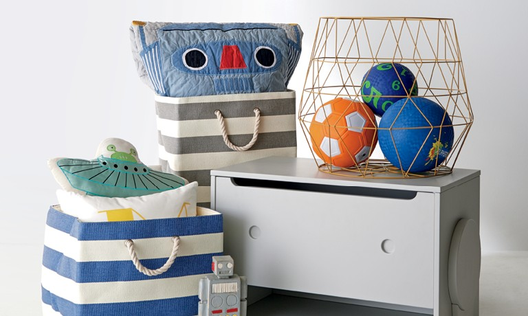 Baby Kids Storage Room And Playroom Crate Barrel