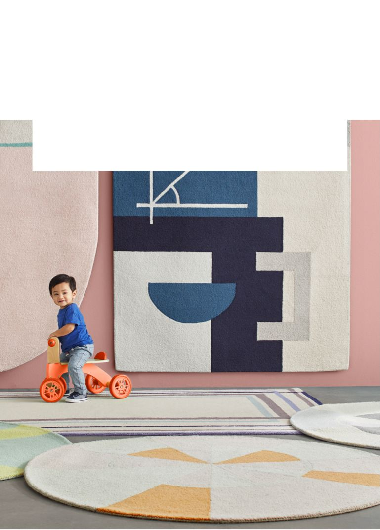 Picture of: Nursery Rugs Kids Rugs Online Crate And Barrel