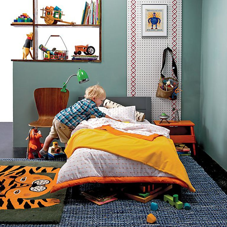 How To Turn Nursery Into Toddler Room Crate And Barrel