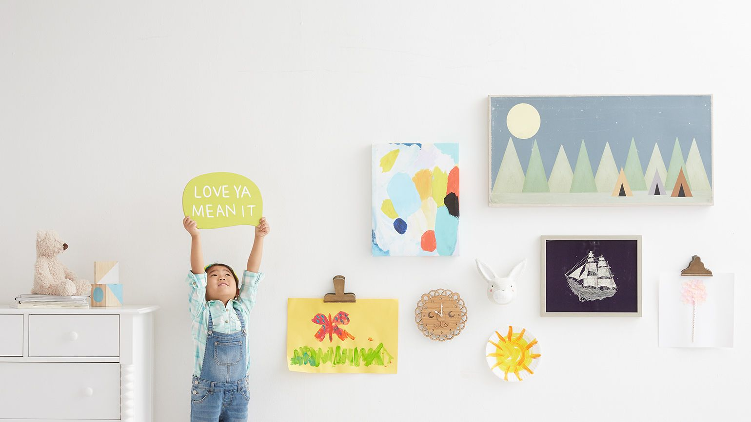 Kids Room and Nursery Decor | Crate and Barrel
