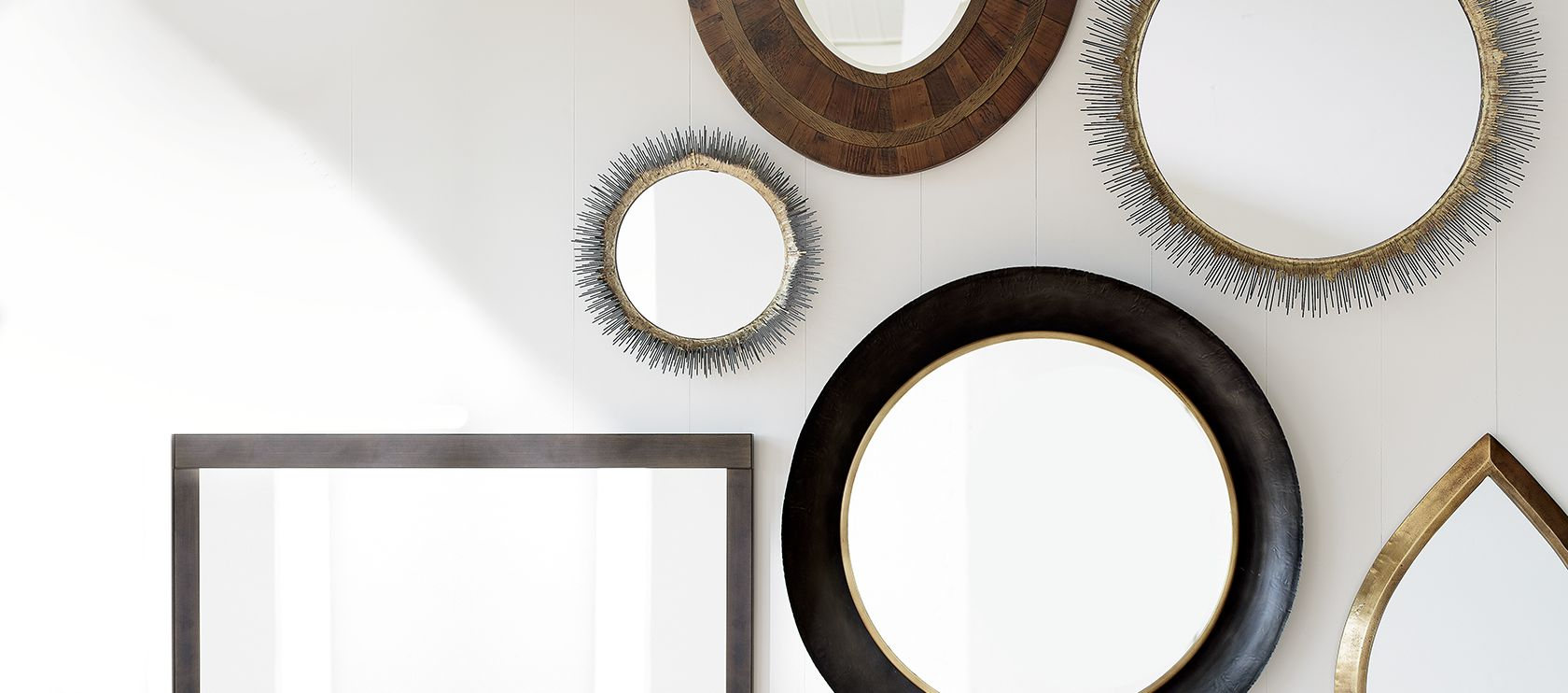 wall decor mirrors - Mirrored Wall Decor