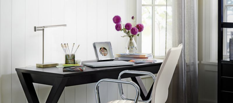 Home Office FurnitureCrate and Barrel