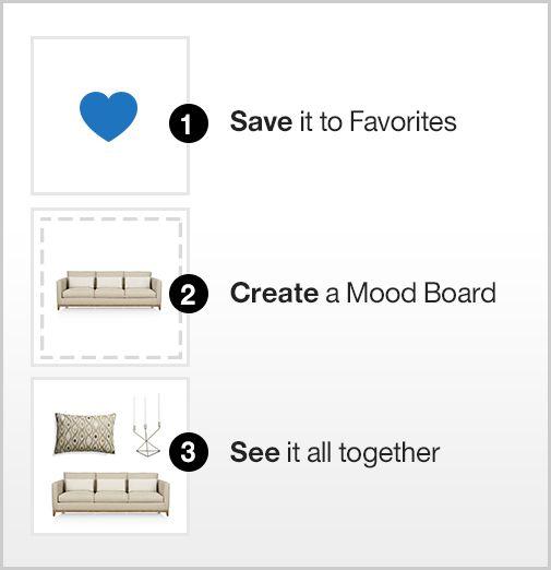 Elegant Try Mood Board