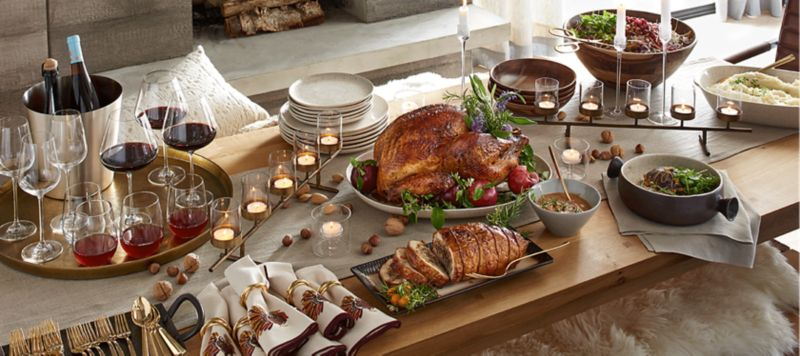 Crate And Barrel Thanksgiving Kitchen Towels Trendyexaminer