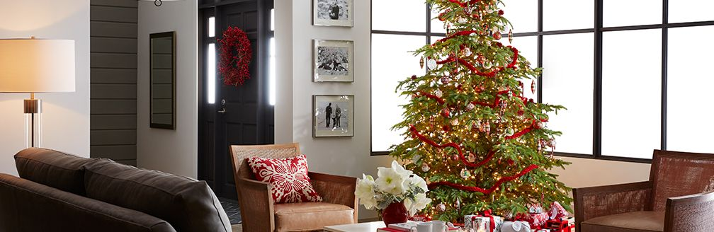 Clic Christmas Tree Crate And Barrel