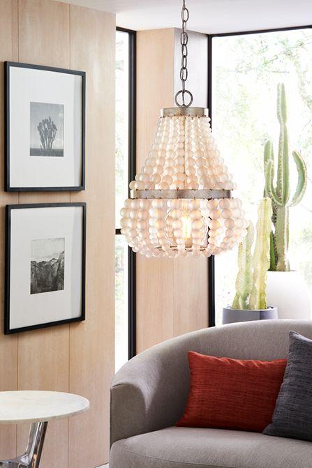 shop living room lighting & Lighting Fixtures and Home Lighting | Crate and Barrel
