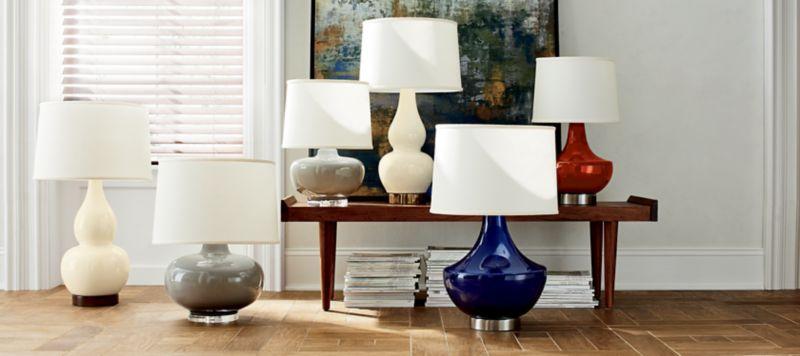 Lighting & Lighting Fixtures and Home Lighting | Crate and Barrel