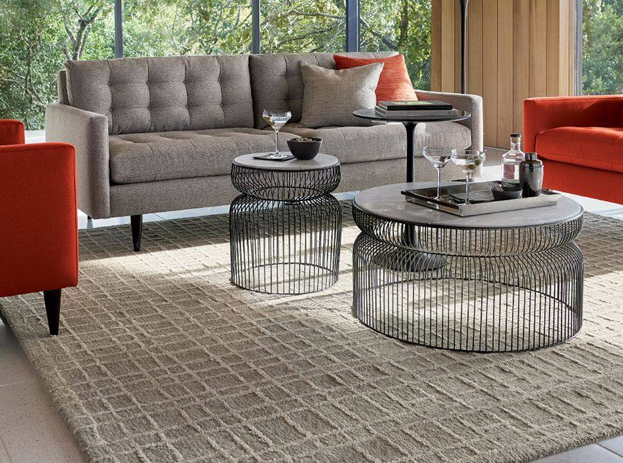 living room rugs and accent rugs | crate and barrel Room Rugs