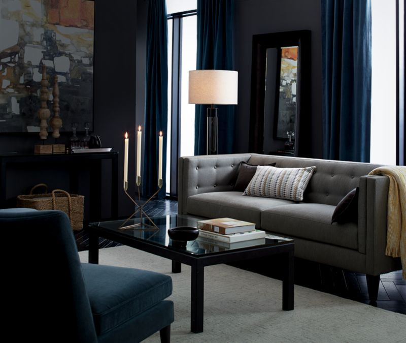 inspiration for living room room inspiration amp home decorating ideas crate and barrel 16906