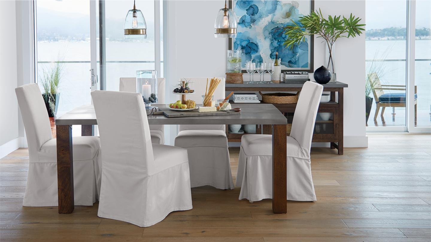 Crate and barrel dining room table - Comfortable For Dinner Shop This Room