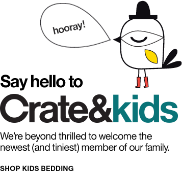 Say hello to Crate & kids
