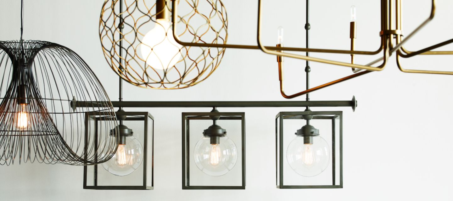 Lighting Fixtures And Home