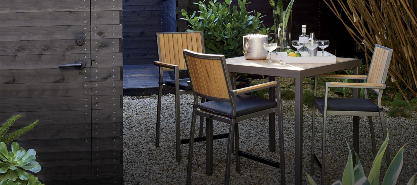 outdoor furniture for patios and decks crate and barrel - Garden Furniture Crates