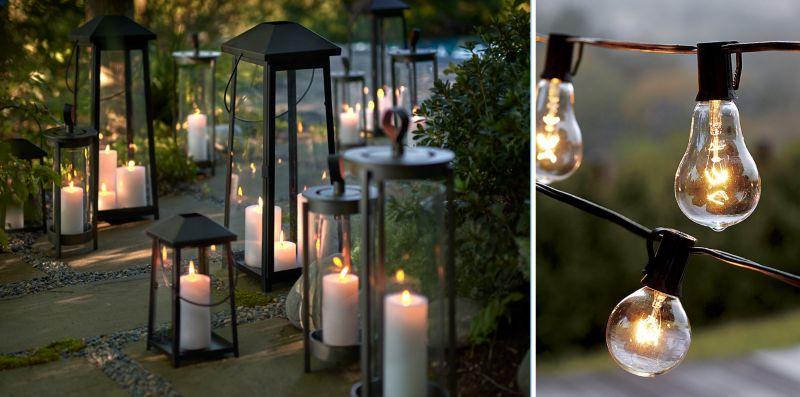 11.1 Lanterns And String Lights