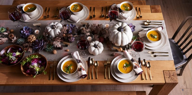 Togetherness makes it special. & Thanksgiving Dinnerware \u0026 Decorations | Crate and Barrel