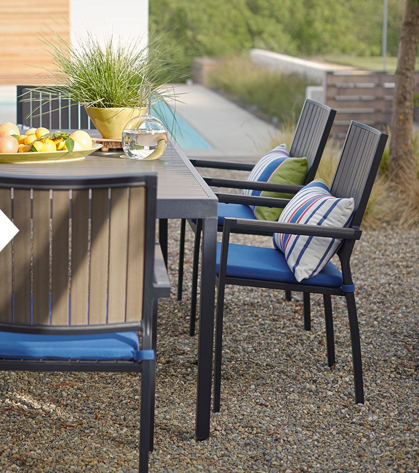 Crate and barrel outdoor furniture sale - Shop Outdoor Furniture