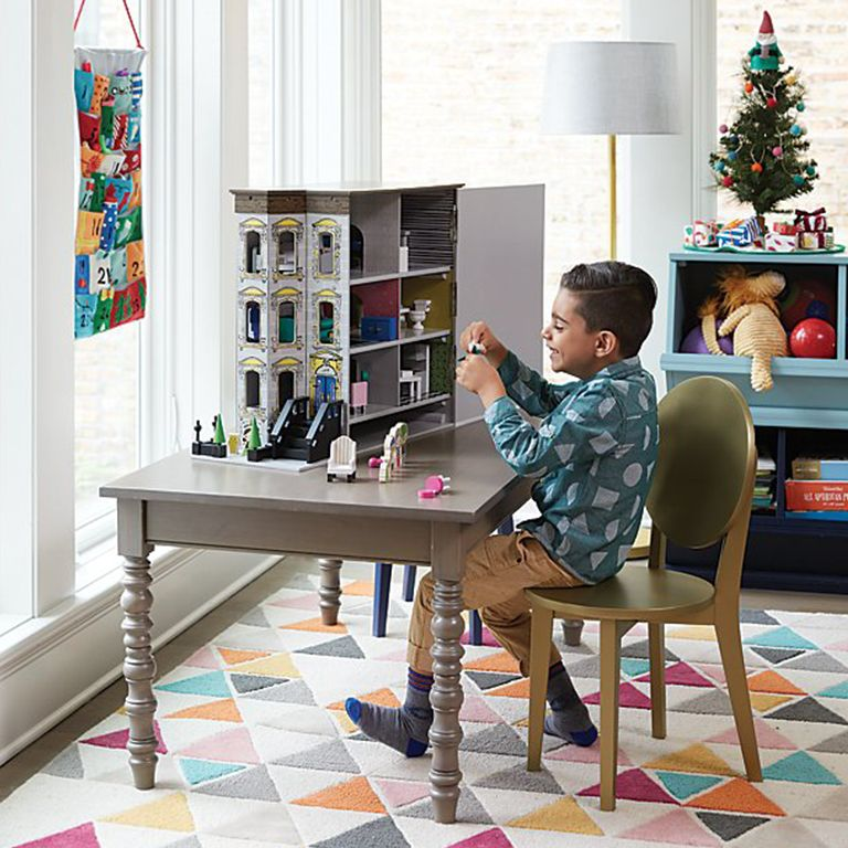 How To Decorate Your Kid S Room For Christmas Crate And Barrel