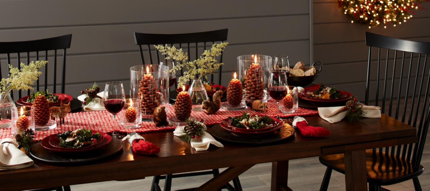 Crate and barrel friends and family - 11 1 Christmas Entertaining Hero