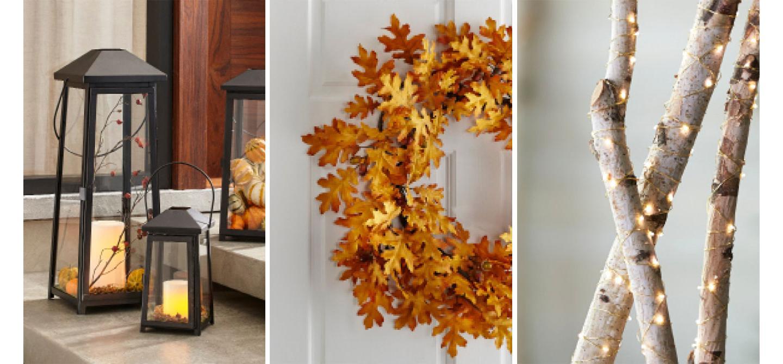 Design Thanksgiving Decor thanksgiving dinnerware decorations crate and barrel shop fall outdoor decor