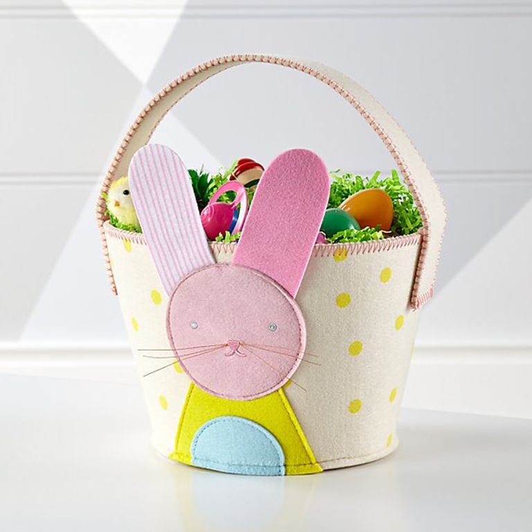 Easter basket ideas for babies and kids crate and barrel easter basket ideas for toddlers negle Images