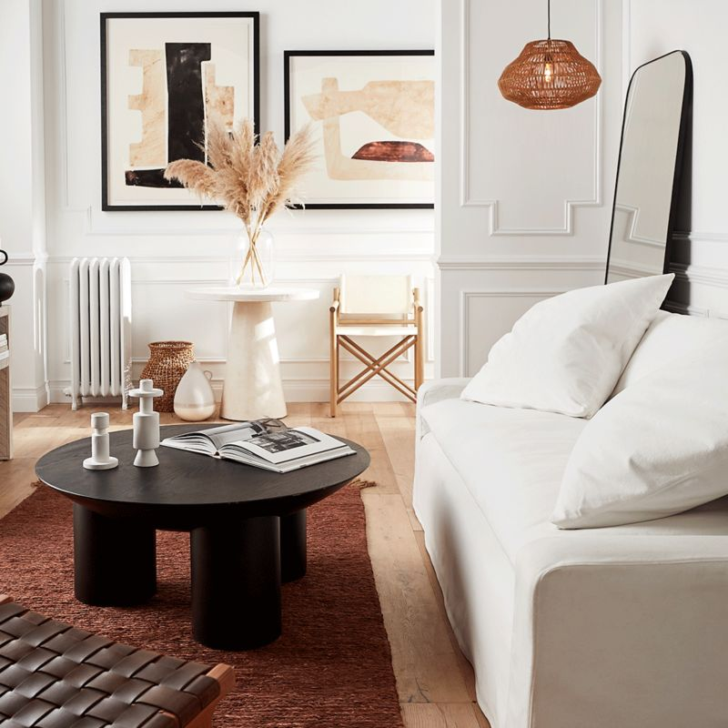 Ways To Style Small Living And Dining Rooms Crate And Barrel