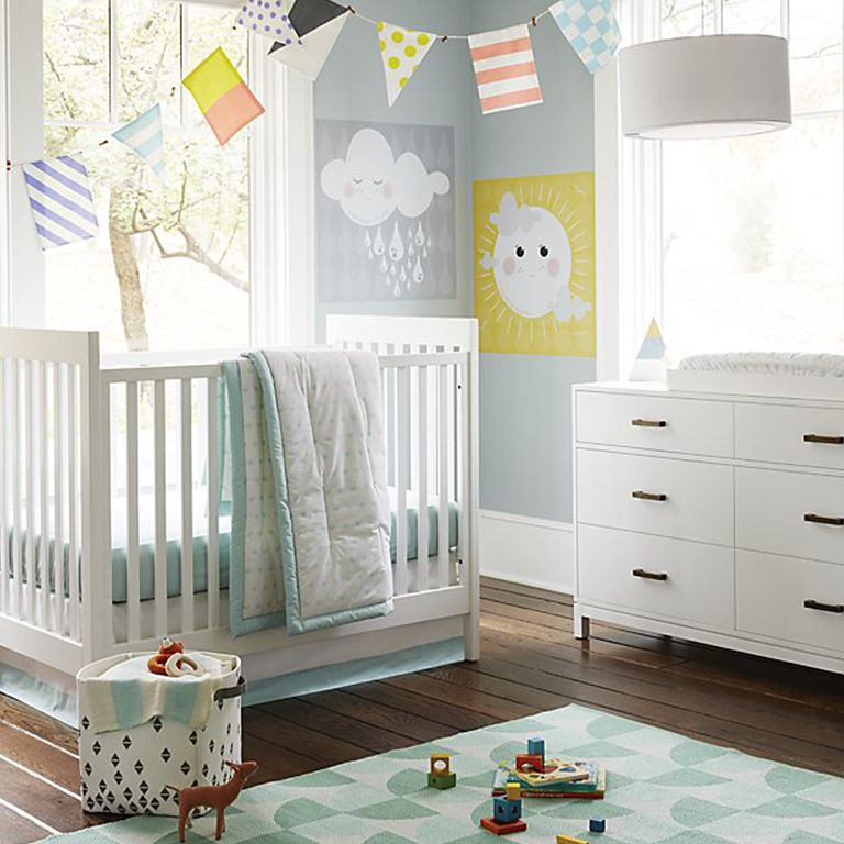The Hallam Family Baby Room Ideas: Gender Neutral Nursery Ideas