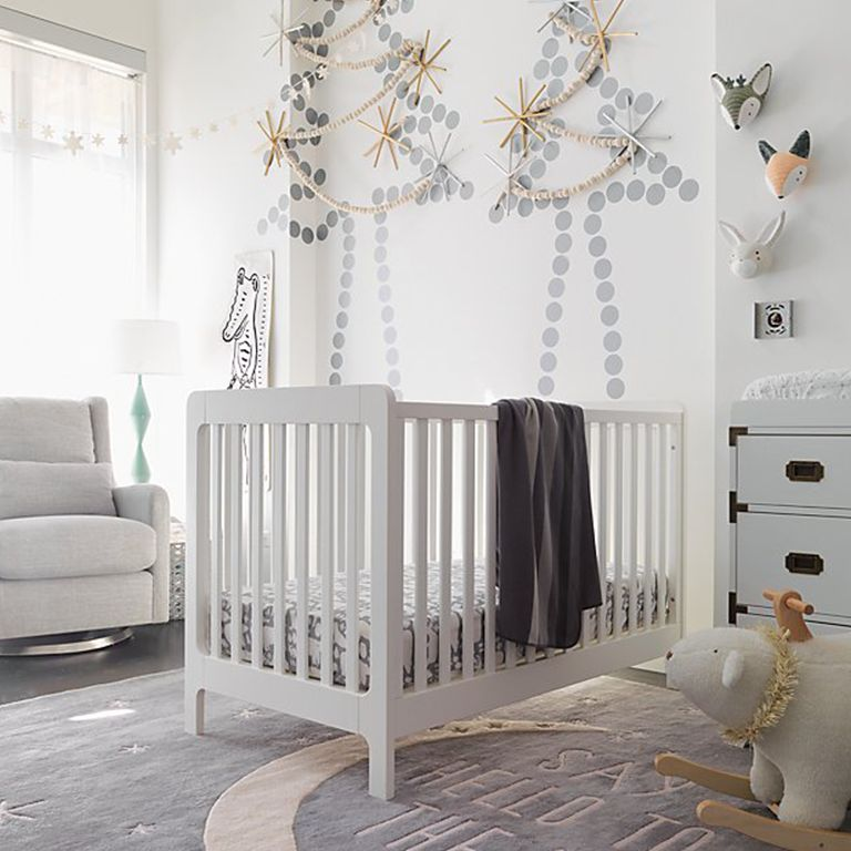 Fabulous Unisex Nursery Decorating Ideas: Gender Neutral Nursery Ideas