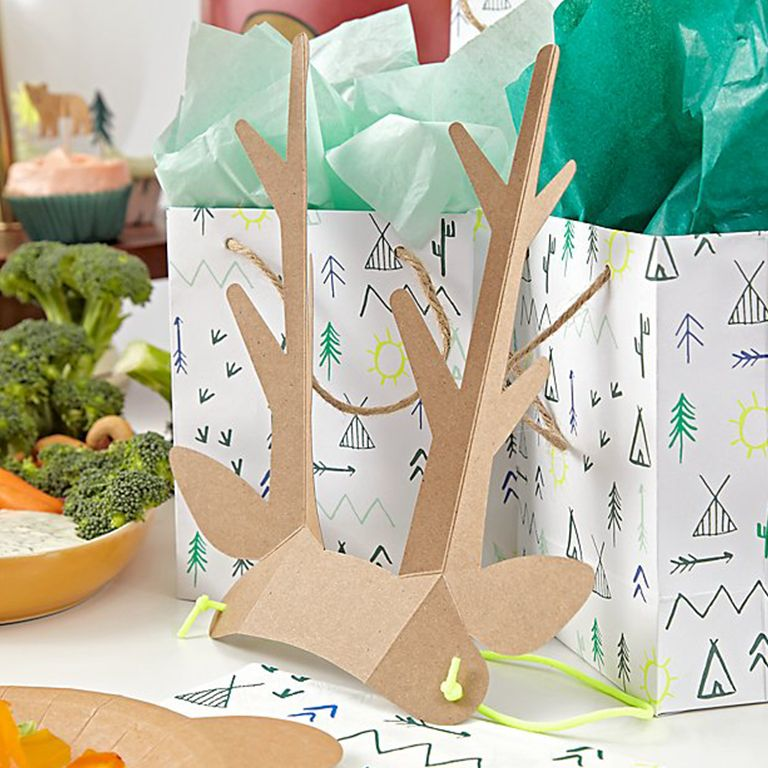 Outdoors Camping Party Favors