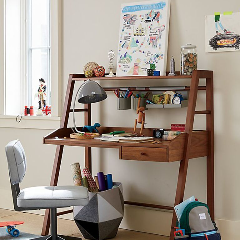 Decorating Ideas For Study Spaces: 4 Kids Homework Station Ideas For Productivity